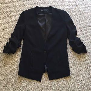 Zara woman black blazer
